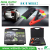 Dual USB Output Slim Power Bank Multi-Function Jump Starter with 3 LEDs