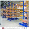 China Nanjing Single Sided Works Plant Factory Cantilever Racking Cantilever Racks