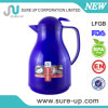 Promotional Factory Price Plastic Outer Glass Refill Coffee Pot (JGUX)