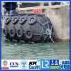 Ship Marine Pneumatic Yokohama Fender with Tyre Net