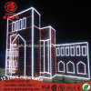 LED Architectural Monument Motif Castle Lights for Kuwait National Day