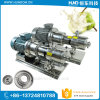 Sanitary SS304 Horizontal Inline High Shear Mixer Pump for Milk