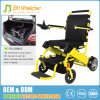 10ah Aluminum Foldable Light Power Electric Wheelchair