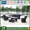 HD PE Rattan New Design Sofa Table Set Outdoor Furniture