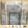Custom Italy Grey Stone Marble Flooring Tiles for Room, Hall