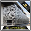 Exterior Powder Coated Aluminum Perforated Wall Panels for Decoration
