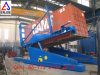 Trailer Hydraulic Loader and Unloader Container Tilter Container Tilting