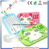 3D Cartoon Custom Rubber Luggage Tag for Promotional Gift