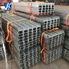 Leading Product Galvanized Prefabricated Steel H Beam Welded Steel Column