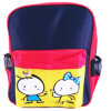600d Polyester Children School Backpack with Mesh Side Pockets