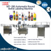 Mt-200p Automatic High Speed Round Bottle Labeling Machine with Printer