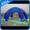 Inflatable Spider Tent with 6 Legs with Full Cover