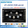 Car DVD Player for Chery A3/A5/Tiggo Built in GPS Navigation