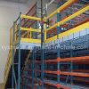 Pallet Rack Supported Steel Mezzanine Floor Multi-Layer Racking