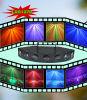 Lanling 7 Lens Rgbwy Effect LED Light/Stage Disco LED Light Christmas Decoration Lighting (LXG1270)