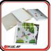 Hardcover Spiral Bound Notebook with Different Sizes