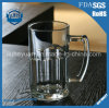 420ml Thickening Transparent Beer Glass Cup