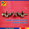 Diesel Engine Parts 4D92e 4D94e 4tne94 4tnv88 4tne92 Crankshaft
