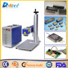 Raycus 100*100mm Fiber 20W Laser Marking Machine Electronic Components Sale