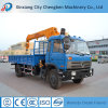 Special Design 8ton Crane with 6X4 Truck Dump for Lifting
