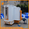 Stainless Steel Manual Powder Coating Spray Booth with First Recovery Systems