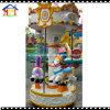 3 Seats Small Horse Carousel for Children Fun