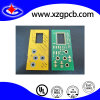 Double-Sided Yellow and Green Mask Customized PCB Circuit Board