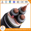 12/20kv Medium Voltage Cable Yjv32