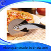 Metal Pizza Cutter with Single Wheel (PK-04)