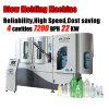 Faygo New Style 4 Cavities Good Price Pet Bottle Blowing Machine