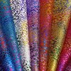 Colorful Glitter Artificial Leather for Bags (HS-M259)