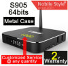Custom Made Smart Android5.1//6.0 Marshmallow TV Box S905/S905X Quad Core T95-1GB/8GB