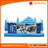 Frozen Princess Jumping Bounce House Inflatable for Children (T3-750)