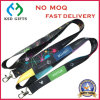 Heat Transfer Printing/Dye Sublimation Printed Polyester Lanyards for Promotion Gift
