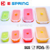 Collapsible Food Storage Containers Set Premium Box Set (4 Different Sizes) Silicone Lunch Box