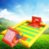 Popular Inflatable Water Soap Football Soccer Field for Sports Game