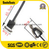3-Sided in 1 Stainless Steel BBQ Wire Grill Brush