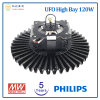 5 Years Warranty 120W UFO LED High Bay Light with Philips LED Chip and Meanwell LED Driver