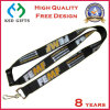 Factory Wholesale Promotional Souvenier Neck Lanyard