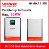 3kVA / 4000W 48V on/off Grid Solar Inverter for Renewable Energy