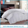 Soft 100% Cotton Down Proof Cover White Goose Down Quilt