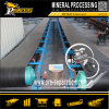 Dt Curved Flat Conveying Equipment Fixed Belt Mining Conveyor