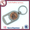 Convenient Opener Metal Type Stainless Steel Bottle Opener with Key Ring