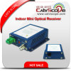 High Performance CATV Smart Indoor FTTH Mini Optical Receiver/Node
