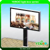 Outdoor Solar Advertising Sign City Lighting Billboard