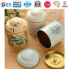 Chinese Tea Packaging Personalized Lid Tea Tin