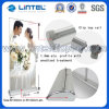 Scrolling Pop up Display Flexible Roll up Banner Stand (LT-02C)