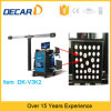 Car Workshop Equipment 3D Wheel Aligner V3k2 for Sale