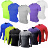 Hot Men Compression PRO Under Armour Thermal Skins Base Layers Tops Tights Skins