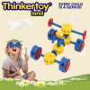 Baby Easy Creative Building Block Car 3D Puzzle Toys